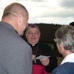 Svěcení kaple 2011