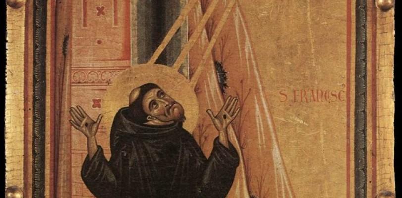Bohoslužba a přednáška o sv. Františkovi